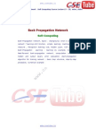 03_Back_Propagation_Network - CSE TUBE