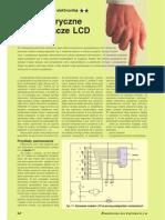 Alfanumeryczne Wyświetlacze LCD Cz.4