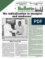 Friday Bulletin 629