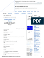 Everyday Science Solved MCQS _ PPSC MCQs Past Papers,SPSC FPSC CSS PMS Past Papers