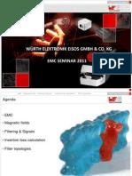 Advanced Emc Applications