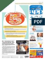 Asbury Park Press front page Friday, May 22 2015
