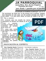 Hoja Parroquial Nº 1489 24 mayo 2015
