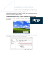 Despliegue WPS Windows Xp Profesional
