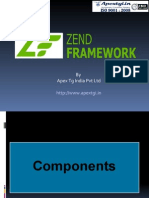 MVC Components in Zend Framework – PHP Tutorial 4