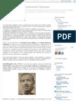 Psicologia_ O Comportamento Humano_ Comunicação Digital e Analógica