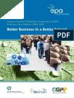 cleaner greener production programme (cgpp4&5) business case studies 2008-2012