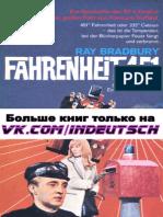 Bradbury Ray - Fahrenheit 451