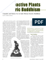 Psychoactive Plants in Tantric Buddhism