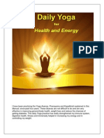 Daily Yoga Manual Rel1