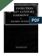 evolution of C20th harmony - dunwell.pdf