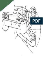 Desenho de CAD