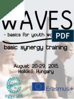 Infoletter - Waves