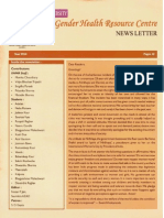 GHRC News Letter