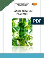 Plan de Negocios Para Acopio y Comercializacion de Platano