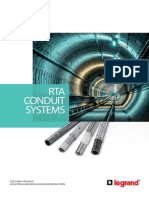 RTA Conduit Systems GB Legrand