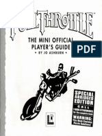 Mini Players Guide