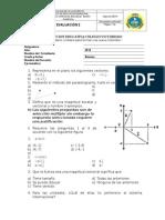 Evaluacion Nivelacion Prefisica 2