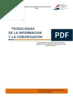 Tecnologias Comunicacion Informacion