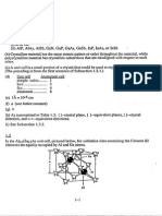 Semiconductor Device Fundamentals - Pierret - Chapter 1 Solutions