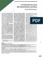 importancia conocimiento cientifico.pdf