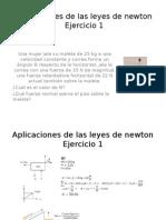 Diapositivas leyes de newton