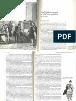 Fidelidad Conyugal en El Chile Colonial - Julio Retamal. en Historia de La Vida Privada en Chile. El Chile Tradicional de La Conquista a 1840. Pág 48-69.