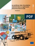 Guia Da Directiva 92-57-CEE Estaleiros