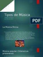 Tipos de Música