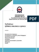 SYLLABUS QUI022_201120