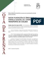 150522 NP - Nueva Plantación Árboles Barrera CTC
