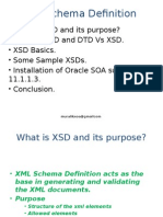 XSD Basics