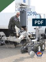 Albuquerque Police Annual Report 2014
