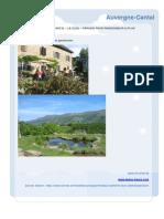 Prachtige Foto's en video - Dagje Wandel Vakantie - Le Clou - Monts Du Cantal