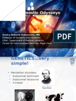 Diagnostic Odysseys