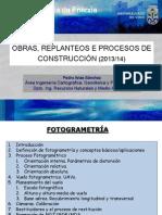 2 Obras Proyectos Fotogrametria