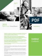 HCS Raport Anual 2013 Web