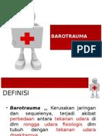 BAROTRAUMA 150522