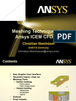 Christian Nienhueser-Meshing Techniques in Asys ICEM CFD 50