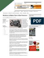 windform al maker faire di san francisco 18052015 stampi