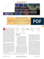 metátese em sintese organica