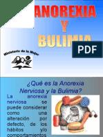 AnorexiaNerviosaybulinia