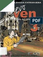 Nuevo Ven 3 Libro Del Profesor
