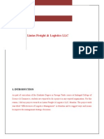 Logistic System Analysis