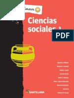 Ciencias Sociales 1 Santillana (Indice)