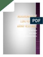 Lung Volumes Airway Resistance