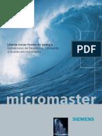 Catálogo Micromaster 4 - Português