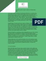 Ratizinger, J., La Fuerza de La Razón Contra El Relativismo