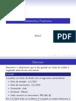 Matematica Financeira Parte 2