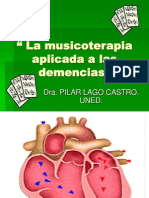 2. Musicoterapia y Demencias. Trujillo. 2015